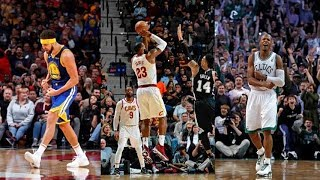 NBA RECORD BREAKING PLAYS/MOMENTS