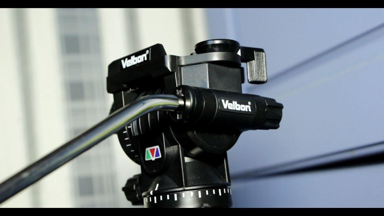 Штатив Velbon Videomate 438/F