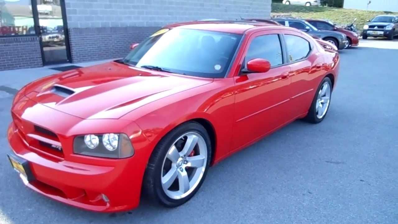 2007 Dodge Charger SRT-8 (FOR SALE @ Henry Motors - Nebraska City, NE)  (402) 873-7500