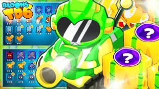 Insta-Monkey | Nowy Tryb | Bloons TD6 PL