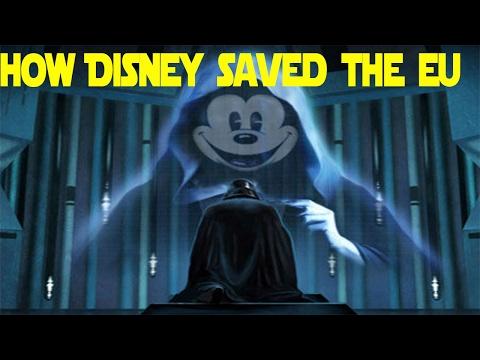 Why Disneys Star Wars EU is Good!