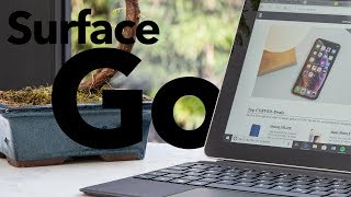 Microsoft Surface Go im Test | deutsch