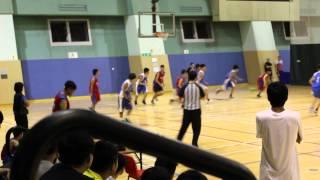 2013-2014大埔鄉中籃球學界VS卍慈中學 2