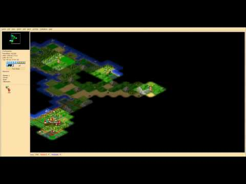 Freeciv: Free and open-source turn-based strategy