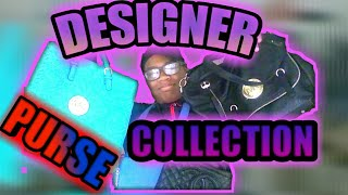 14 YEAR OLD ENTIRE DESIGNER PURSE COLLECTION ($5,000)