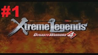 Dynasty Warriors 4: Xtreme Legends Walkthrough - Wu part 1