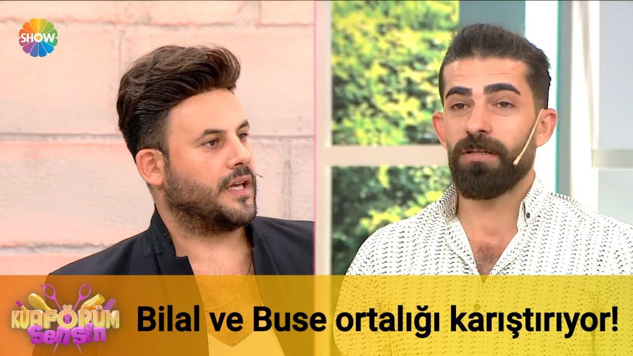 Bilal ve Buse ortalığı karıştırıyor!