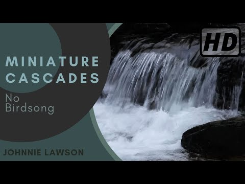 Nature Sounds-Soothing Waterfall Sound-Relaxing Natural Sleeping Sound-Music of Nature