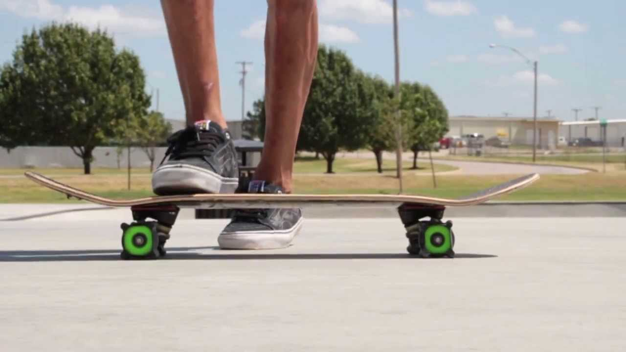 SkaterTrainer How to Ollie Learn to