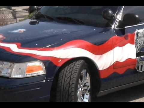 KCPD's Show Car