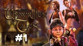Let's Play Book of Unwritten Tales - Part 1