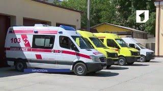 Медперсонал скорой помощи столицы переехал в новое здание(, 2016-05-11T18:56:24.000Z)