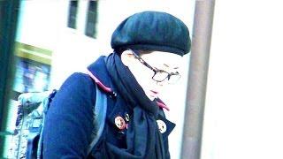 2014.3.11撮影 タンバリン芸人.