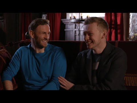 EXCLUSIVE: 'Outlander' Stars Steven Cree & John Bell on Their New Father & Son Dynamic in Season …