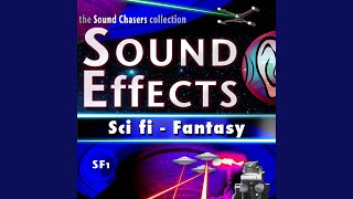 Sci Fi Sound Fx Ufo Flying 2 - Sound Effect