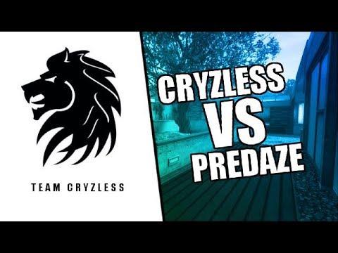 [BO2] Scrim vs Predaze/PZ (Deutschrap Edition) || Clipzusammenfassung || Cryzless™