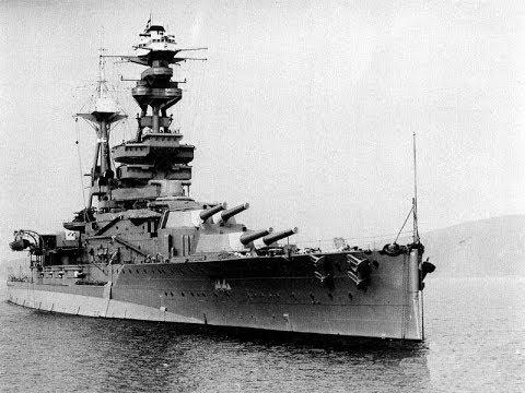 HMS Revenge - Guide 120