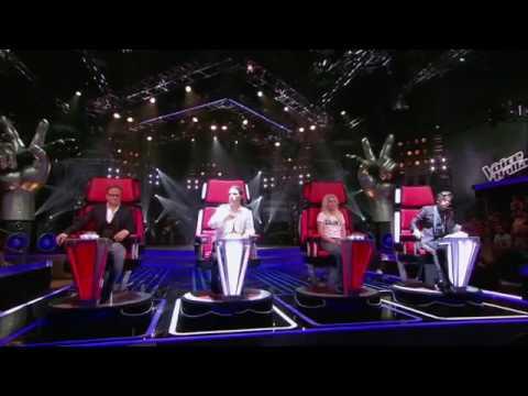 Pemuda,ambon Lolos Audisi The Voice Di BELANDA