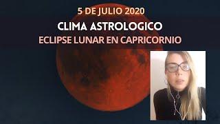 La importancia del Eclipse Lunar del 5 de julio 2020