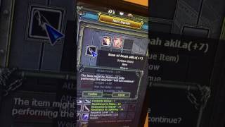 Knight Online Manes de Quest Bow +8 e Nasıl Atılır ..