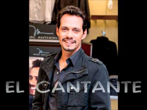 Marc Anthony  El Cantante Mix