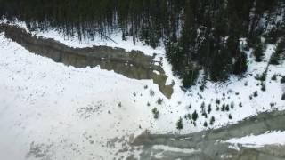 Drone Footage Shows Parking Garage Implosion in Black Hawk, Colorado