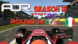 AOR - F1 2016 PC - Round 14 Italy