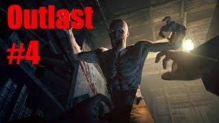 Outlast (#4) - Зажатый голыми извращугами 18+ (ПРОХОЖДЕНИЕ)