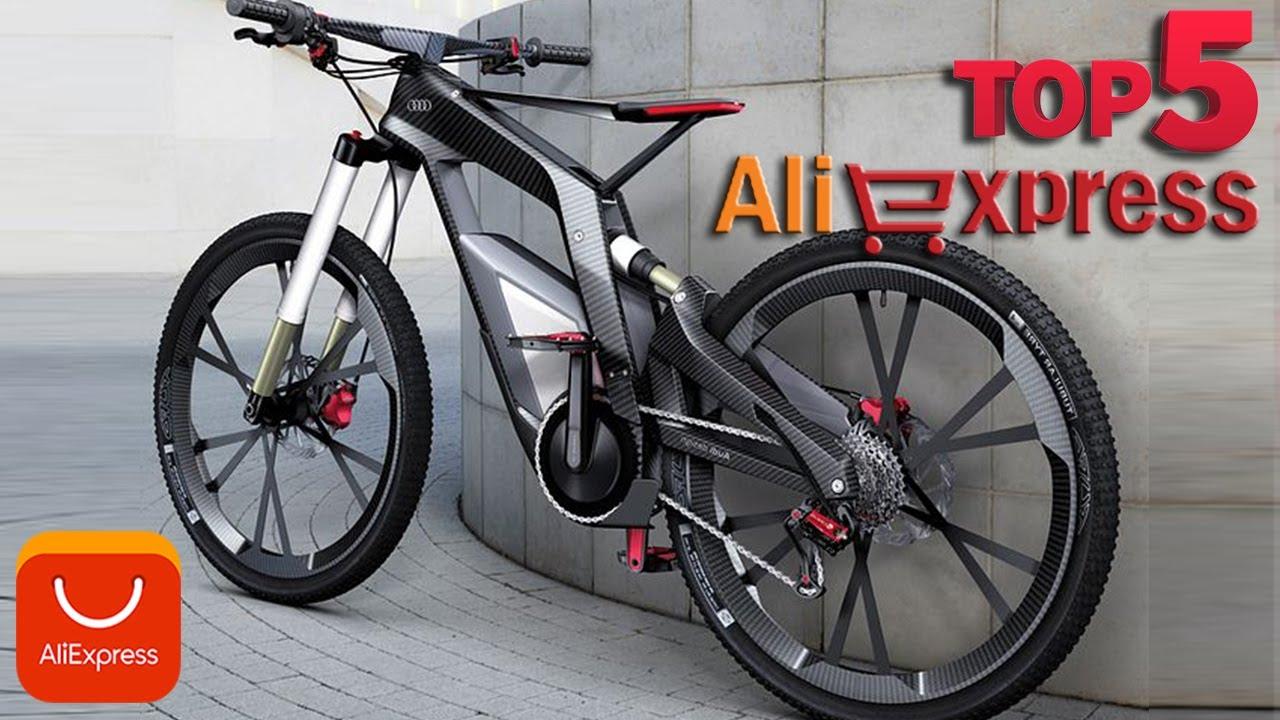 Очень мощный гудок на велосипед! Посылка из Китая! - YouTube