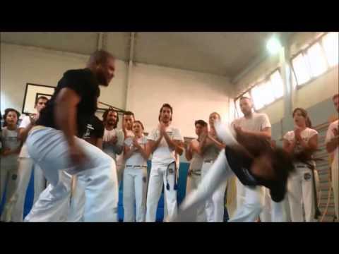 Campionato di capoeira