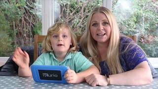 Kurio Connect Android Tablet Review: Our Family Life