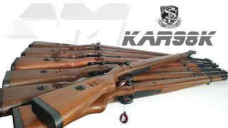 S&T KAR98K / The Final Kar98k Unboxing / Review