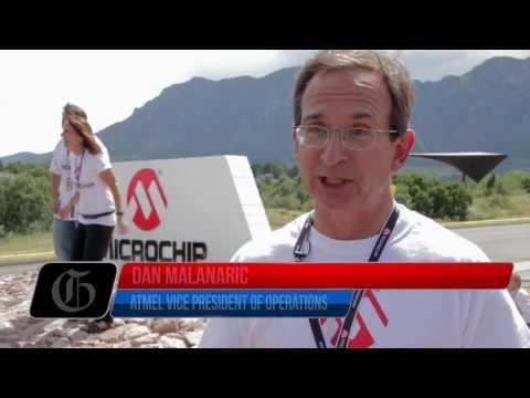Microchip acquires Atmel in Colorado Springs