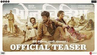 Sonchiriya | Teaser (Explicit) | Sushant, Bhumi P,  Manoj B, Ranvir S | Abhishek C | Feb 2019