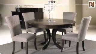 Kincaid 92-052 Alston Round Dining Table