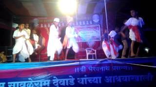 Dev Torne Budruk Varshik Sanhsammelan 2016 Kathi N Gongad Geudya Ki Ra Mala Bi Song Awesome Dance m