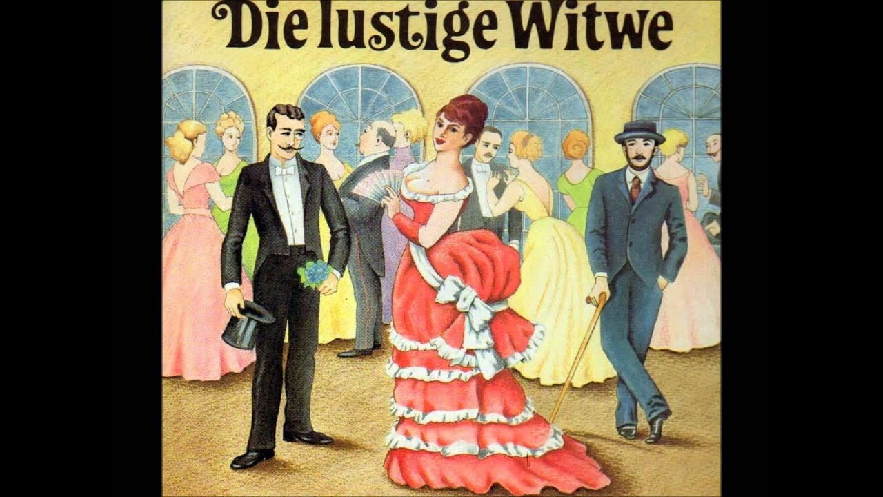 Die Lustige Witwe Nürnberg