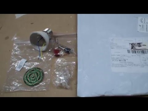 DIY LED Light Kit D6936 Assembly Instructions