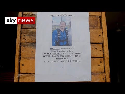 Missing backpacker: Police hunting for clues in search for Amelia Bambridge