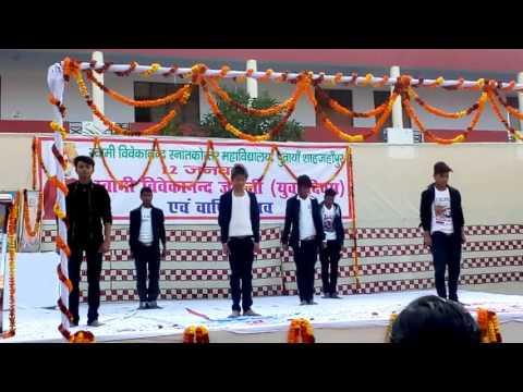 Magan Dance Institute powayan s.p.n director. Aman tiwari by Raj Singh powayan