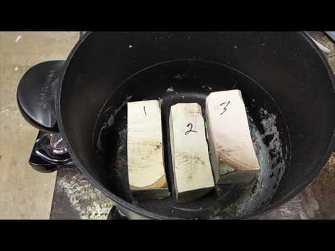 Wood Drying Vacuum VS Silica Gel