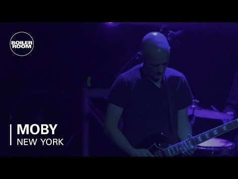 Moby Boiler Room New York Live Set