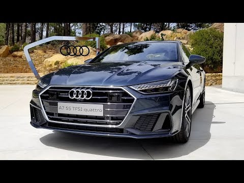 All-New Audi A7--ANOTHER STUNNER FROM AUDI