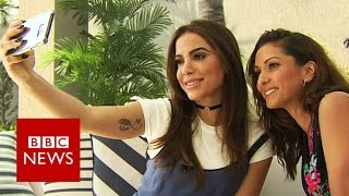 Anitta 'anxious' ahead of Rio opening  - BBC News