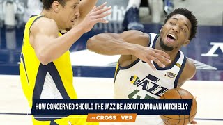 How Concerned Should The Jazz Be Entering The Playoffs?