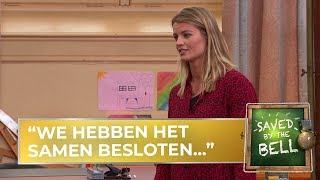 Saved by the Bell gemist: Dafne Schippers over breuk met Nicky Romero