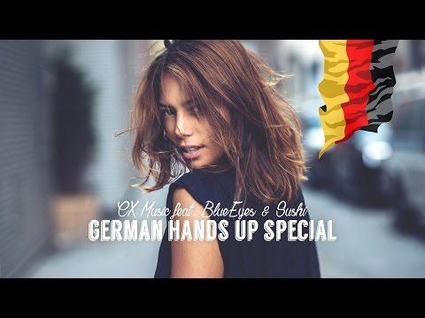Techno 2017 Best German HANDS UP & Dance Mix   90min Music Megamix ★