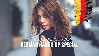 Techno 2017 Best German HANDS UP & Dance Mix | 90min Music Megamix ★