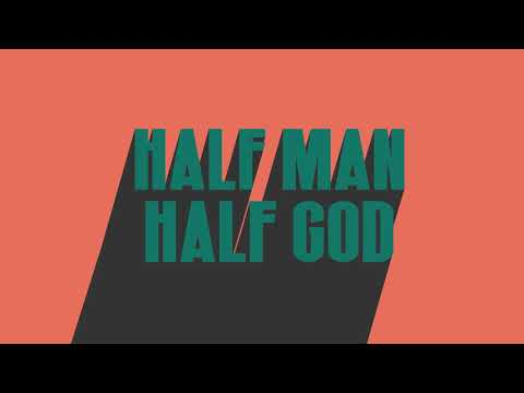 Don Broco - HALF MAN HALF GOD (Official Audio Stream)