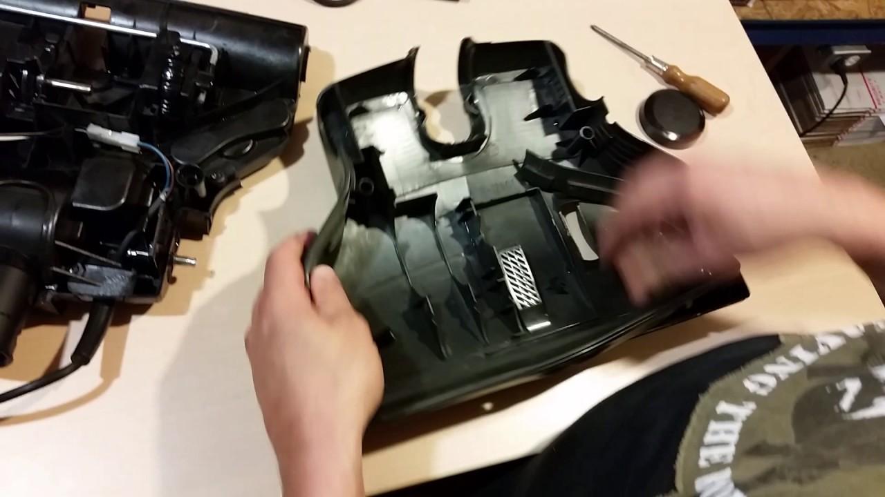how to assemble a rainbow vacuum power nozzle youtube rh youtube com